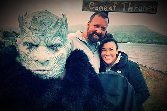 Game of thrones the original private tour seasons 1-8 1-3 people 10...
