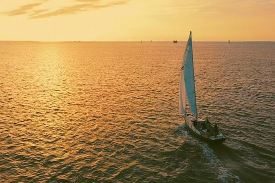 Private Key West Sunset Sail Photo