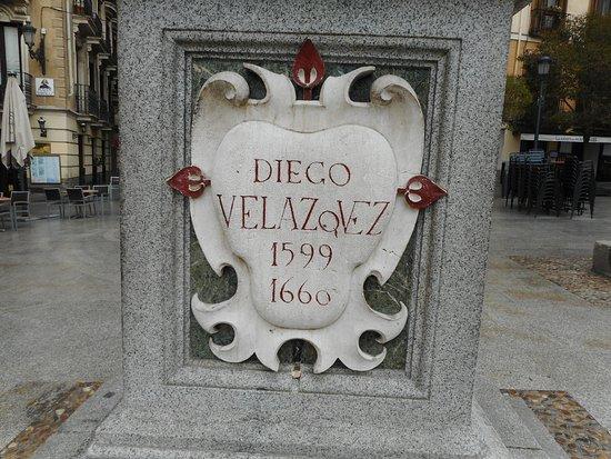 Monumento Diego Velazquez