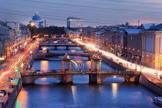 Saint-Petersburg Private Boat Tour
