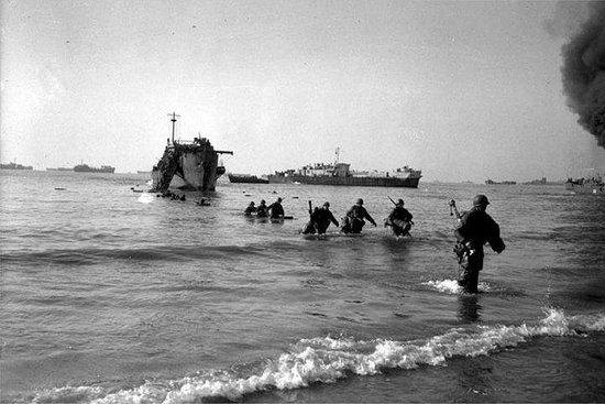 BATTLEFIELDS della Seconda Guerra Mondiale: Anzio e Nettuno D-Day