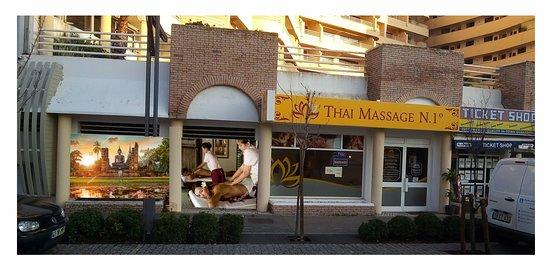 Thai Massage by Professional Thai Team 🙏