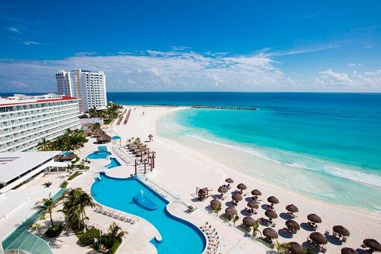 Hotels cancun party spring break Cancun Spring