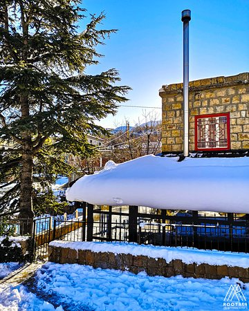 Hasroun, Líbano: Root 829 winter edition
