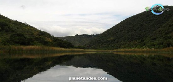 Laguna Cuicocha, Equador: Cuicocha lagoon. Ecuador
