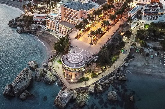 Tropical Coast and Caves of Nerja Day...