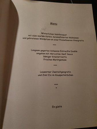 Visp, İsviçre: Restaurant La Poste