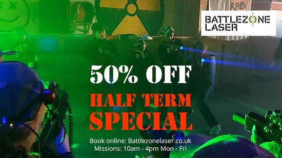 Battlezone Laser