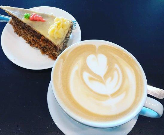 San Marcos de Tarrazu, Коста-Рика: Café de especialidad y repostería artesanal