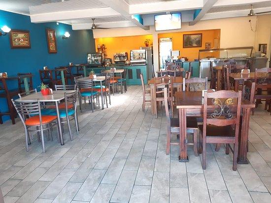 San Marcos de Tarrazu, Коста-Рика: Cafetería