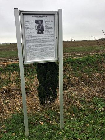 2.  Johnsons Corner Memorial, Hamstreet, Kent