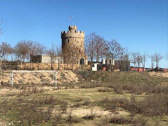 Navas del Rey, إسبانيا: El Torreón.
