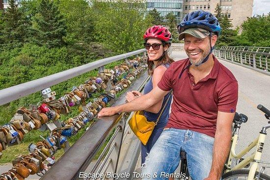 Highlights Ottawa Tour in bici di 3,5 ore