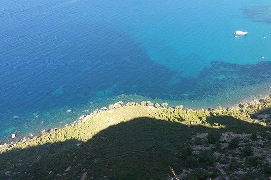 Toulon Shore Excursion: Kyst og landskap