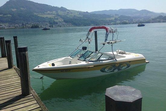Excursão de barco pelo Lago de Zurique