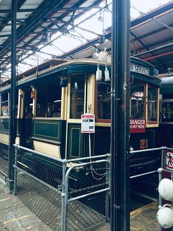 Bendigo Vintage Talking Tram Tour: Nice Memories and Images @ The Bendigo Tramways in Australia 2019.