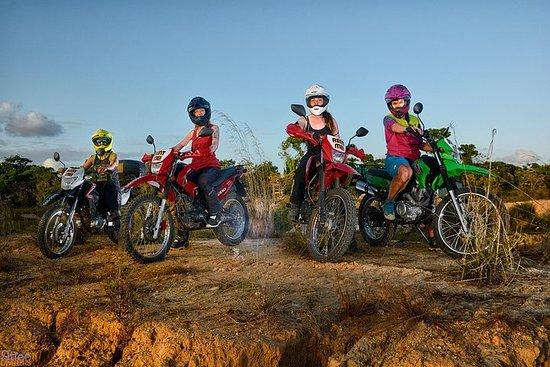 Visite guidée en moto, 1 jour