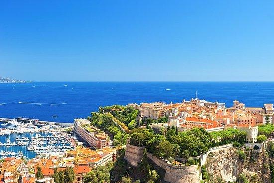 Excursão privada da Riviera Francesa...