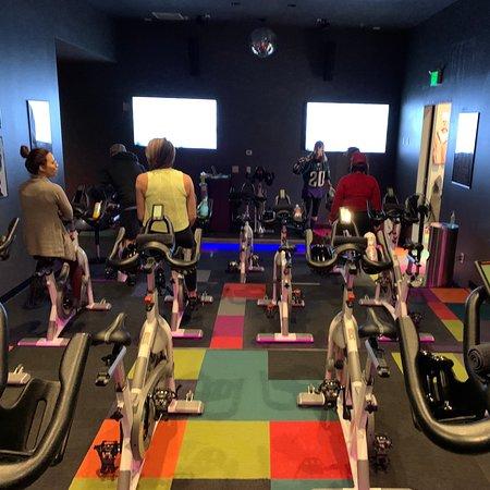 Boom Cycle Room