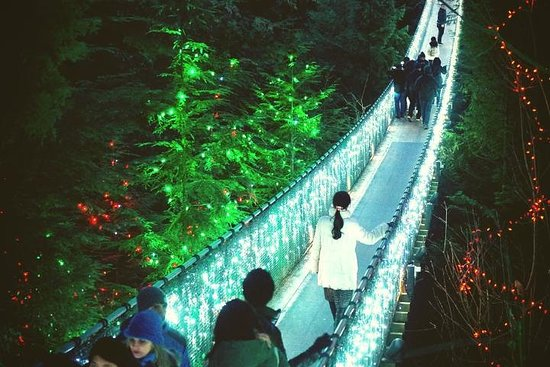 Tour natalizio privato: Vancouver e