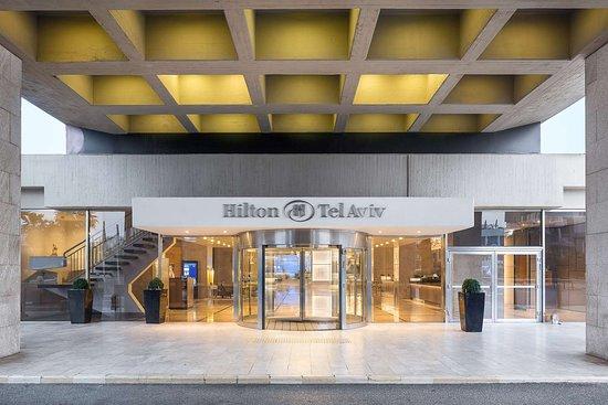โรงแรมฮิลตันเทล อาวีฟ