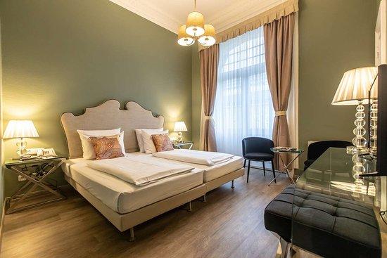 Hotel Monopol, hoteles en Frankfurt