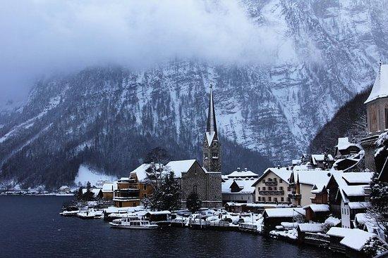 Bussiness Van Munich Excursión de un día a los Alpes austriacos...