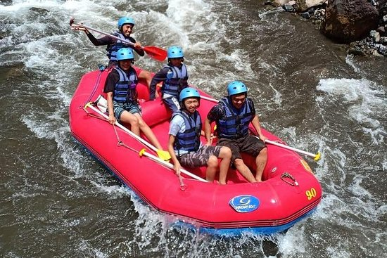 Telaga Waja Rafting: 3 Hours Duration, No Step & Free Pick Up with Buffet Lunch Φωτογραφία