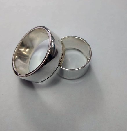 February Lovers Workshop Rings - Mr Layne Rich matching rings