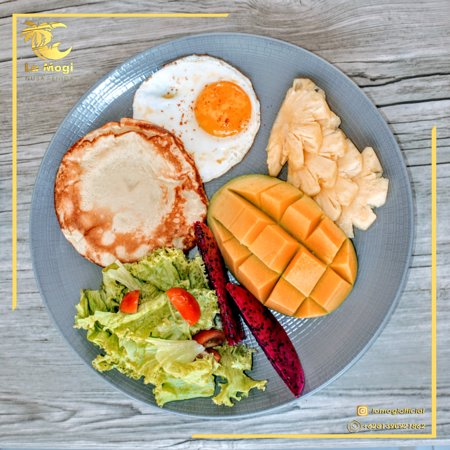 La Mogi Style Breakfast