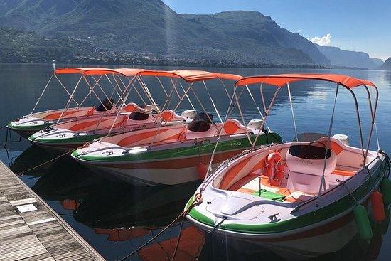 3 hours Boat Rental Lake Como