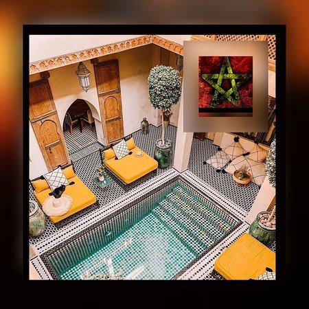 @Morocco & Colours