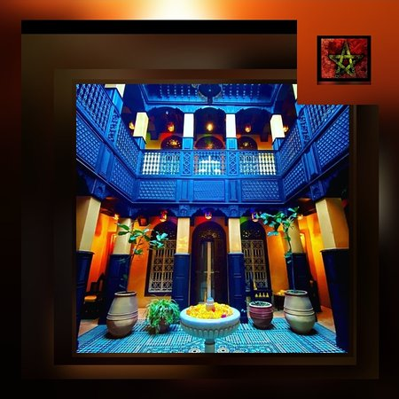 Art & Medina & Riads