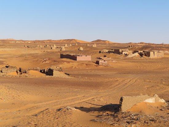 Dongola, Sudan: site