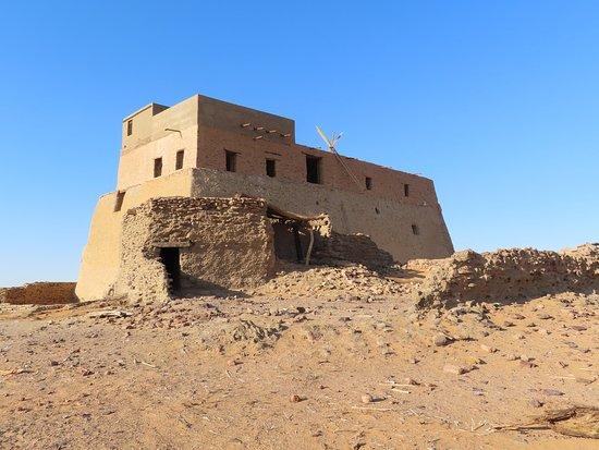 Dongola, Sudan: church/mosque