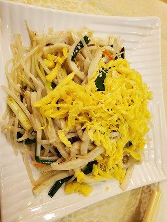 德記潮州菜館家鄉炒麵線