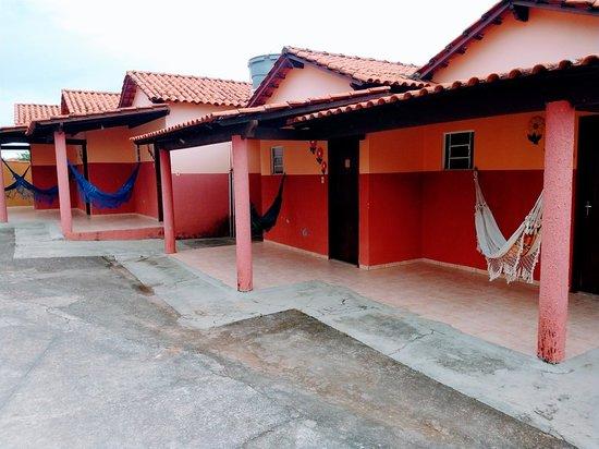 Itutinga, MG: Acomodações Pousada Novo Milênio