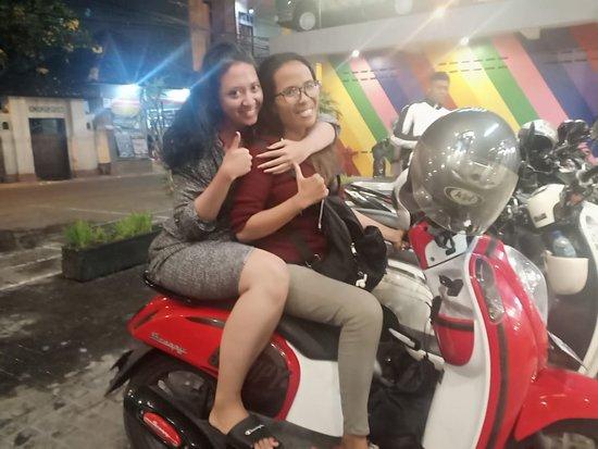 Κούτα, Ινδονησία: guest