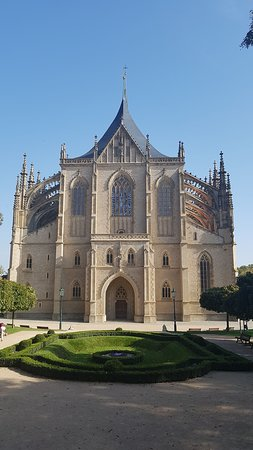 Discover Kutná Hora and Sedlec Abbey with its famous ossuary are a UNESCO World Heritage Site. In Kutná hora you can also find Saint Barbara's Church, which is one of the most famous Gothic churches in central Europe and it is also UNESCO world heritage site.