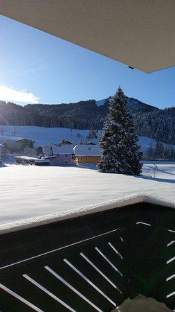 Russbach am Pass Gschutt, Austria: Pistenblick vorhanden ;-)