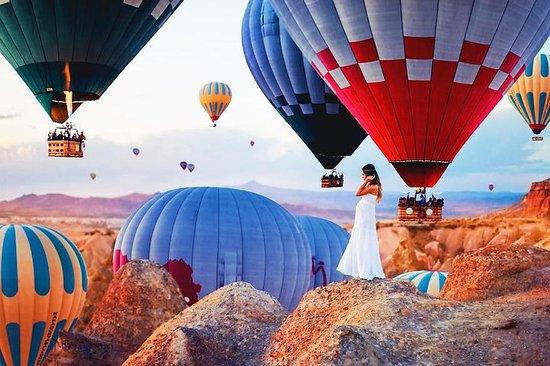Tour di un giorno della Cappadocia