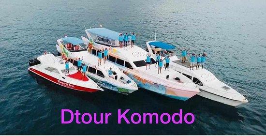 D Tour Komodo