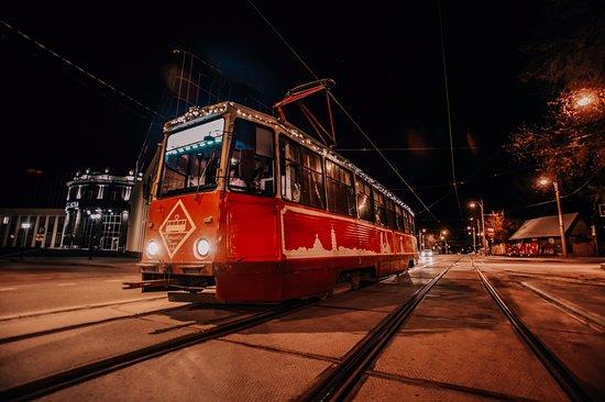 Romantic Tram Cafe