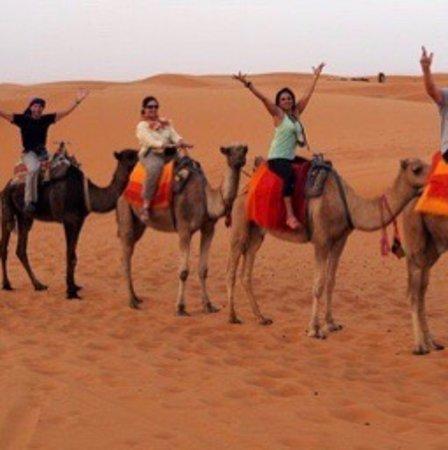 Μερζούγκα, Μαρόκο: Robíme Vylety po celom Maroku....spokojnosť zaručená