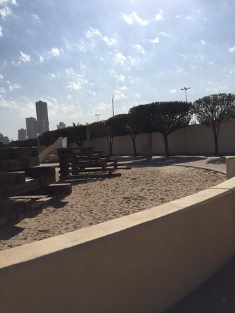 Kuwait City, Kuwait: كورنيش وساحل الكويت