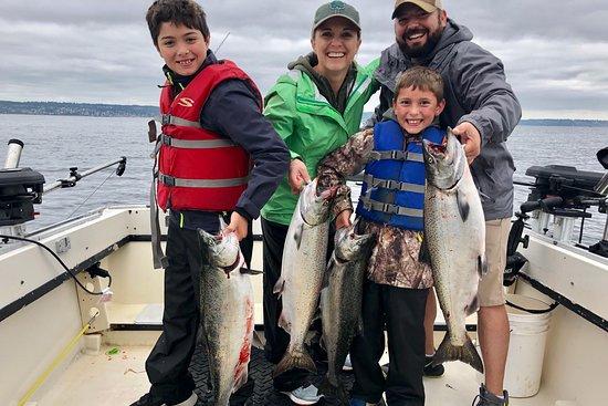 Best Seattle Fishing