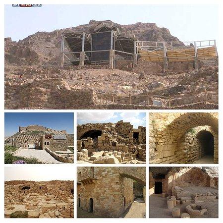 Karak, Jordán: مدينه اثريه من المدن القديمه في الاردن