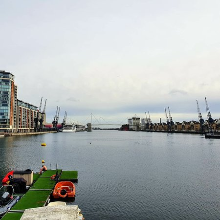 London Royal Docks Open Water Swimming