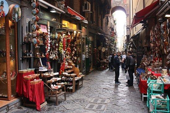 JM walkingtour Naples