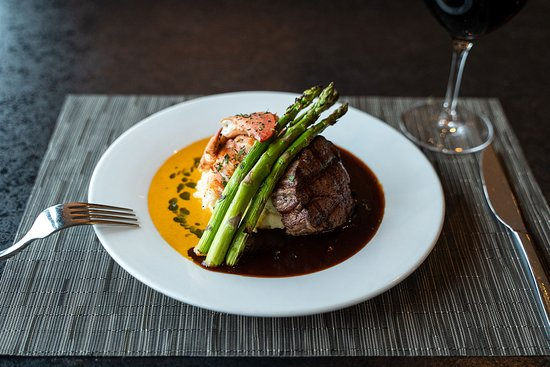 Feb 2020 Lobster Lovers Menu - Lobster & Beef Tenderloin